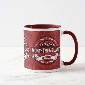 Mont-Tremblantのロゴ マグカップ