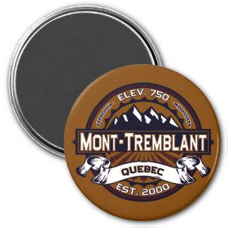 Mont-Tremblantのロゴ マグネット