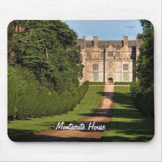 Montacuteの遅いエリザベス朝家の荘厳な家 マウスパッド