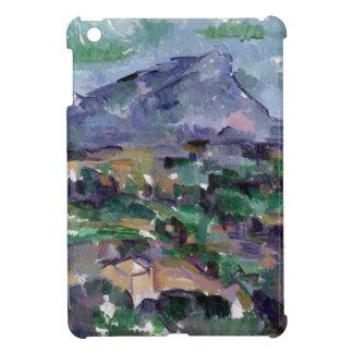 Montagne Sainte-Victoire 1904-06年 iPad Miniカバー