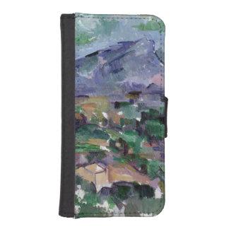 Montagne Sainte-Victoire 1904-06年 iPhoneSE/5/5sウォレットケース
