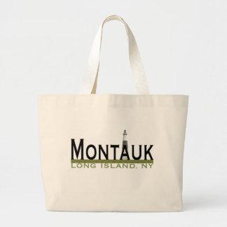 Montaukのクラシックなトートバック ラージトートバッグ