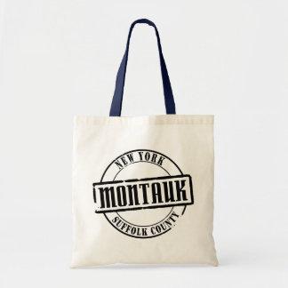 Montaukのタイトル トートバッグ