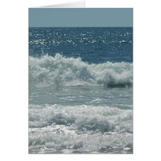 Montaukのビーチ カード