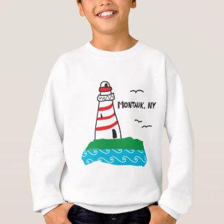 Montaukの灯台 スウェットシャツ
