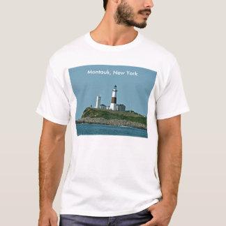 Montaukニューヨーク Tシャツ