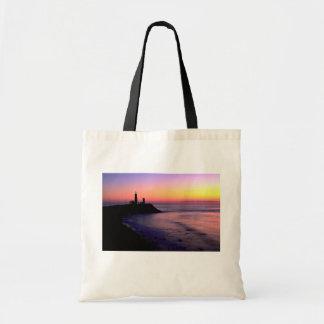 Montaukポイント灯台 トートバッグ