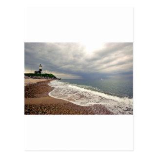 Montaukポイント灯台 ポストカード