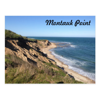Montaukポイント ポストカード