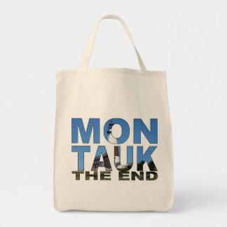 Montauk端 トートバッグ