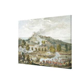 MontebelloおよびCasteggio、20 Prairiaの戦い キャンバスプリント