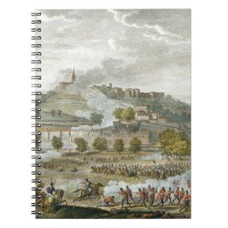 MontebelloおよびCasteggio、20 Prairiaの戦い ノートブック