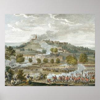 MontebelloおよびCasteggio、20 Prairiaの戦い ポスター