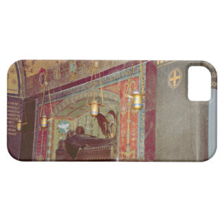 Montecassinoのランプが付いているチャペル iPhone SE/5/5s ケース