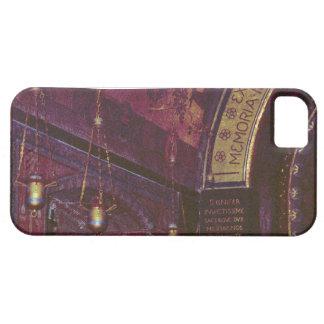 Montecassinoの記念のチャペル iPhone SE/5/5s ケース