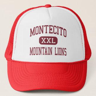 Montecito -オオヤマネコ-高ラモナ キャップ