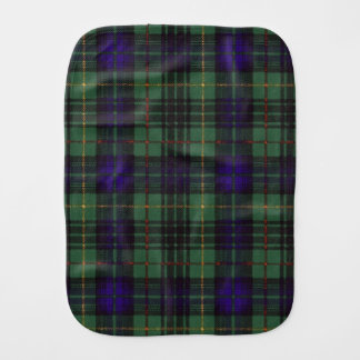 Monteithの一族の格子縞のスコットランドのキルトのタータンチェック バープクロス