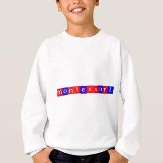 Montessori スウェットシャツ