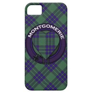 Montgomerieのスコットランド人のタータンチェック iPhone SE/5/5s ケース