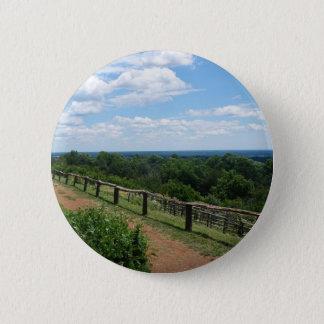 Monticelloからの眺め 缶バッジ