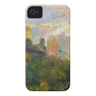 Montmartreのルノアールの庭からの眺め Case-Mate iPhone 4 ケース
