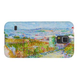 Montmartre - Moulin de la Galetteの後ろの… Galaxy S5 ケース