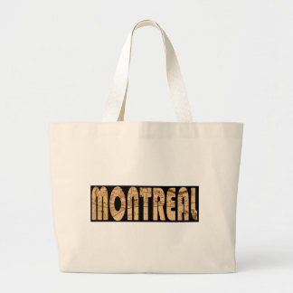 montreal1758 ラージトートバッグ