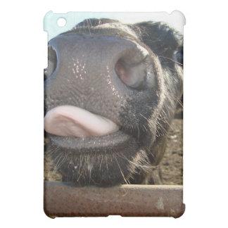 MOOのキス iPad MINIケース