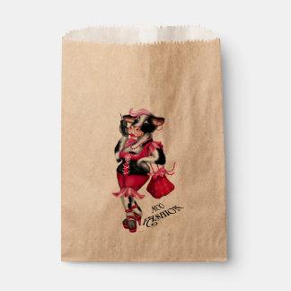 MOOのファッションのかわいい好意のバッグクラフト フェイバーバッグ