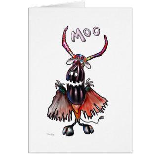 mooを持つ狂牛 カード
