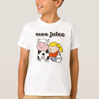 Mooジュース Tシャツ