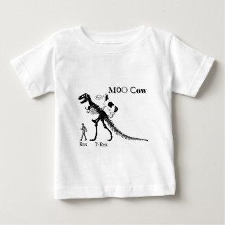 Moo牛 ベビーTシャツ
