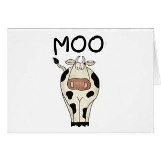 Moo牛Tシャツおよびギフト カード