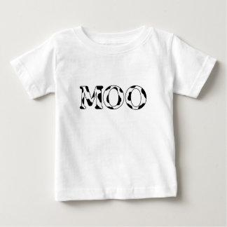 Moo牛Tシャツ ベビーTシャツ
