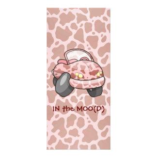 Moo車 ラックカード