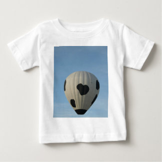 Moo!  挨拶、xltaのイベント ベビーTシャツ