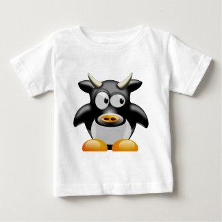 Moo Moo牛 ベビーTシャツ