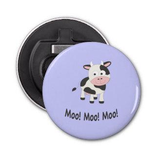 Moo! Moo! Moo! かわいい牛 栓抜き
