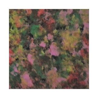Moody Tones Abstract Painting Canvas Art Print キャンバスプリント