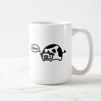 Mooing牛 コーヒーマグカップ
