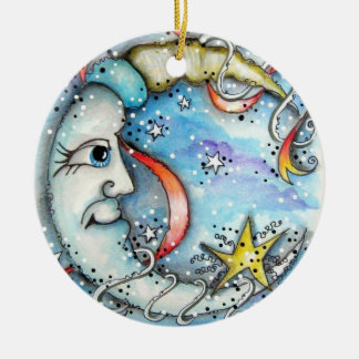 Moon Ornament氏 セラミックオーナメント