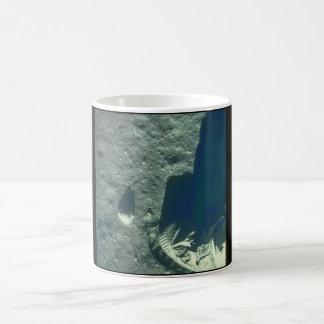 Moon_Spaceの表面 コーヒーマグカップ
