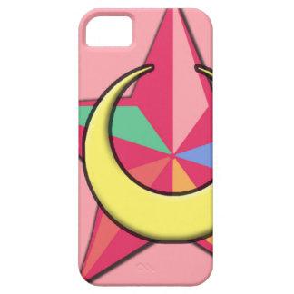 Moonbowの電話箱 iPhone SE/5/5s ケース
