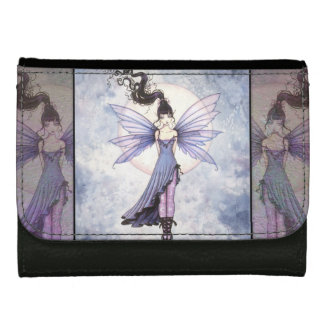 Moondanceの妖精のファンタジーの妖精の芸術 ウォレット