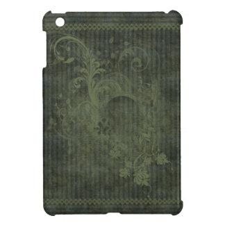 。:: MoonDreams::。 グランジでストライプな森林 iPad Mini カバー