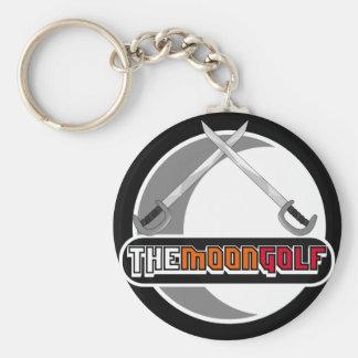 MoonGolf -十字の剣Keychain キーホルダー