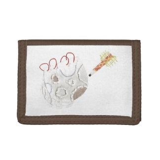 Moonpadおよびペンの財布