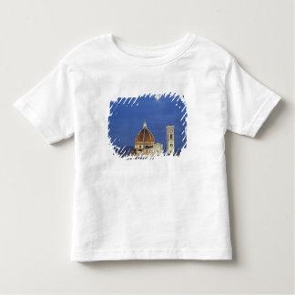 Moonriseおよびフィレンツェのカテドラル、バシリカ会堂のディディミアム トドラーTシャツ