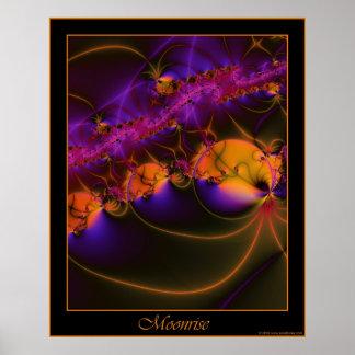 Moonriseポスター ポスター