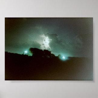 Moonrise (フレームなしで) ポスター